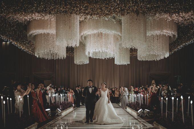 Bram & Tiany Wedding Day by One Heart Wedding - 001