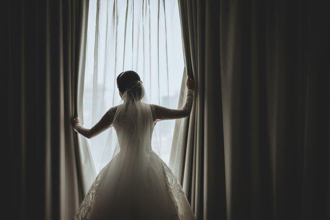 Bram & Tiany Wedding Day by One Heart Wedding - 039