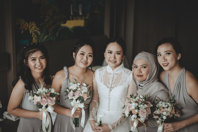 Bram & Tiany Wedding Day by Chroma Pictures - 041