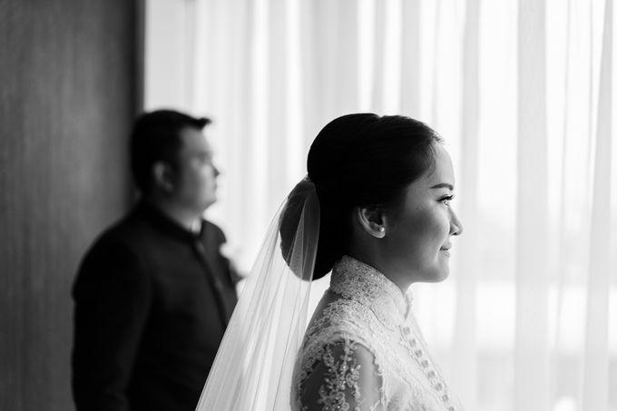 Bram & Tiany Wedding Day by One Heart Wedding - 045