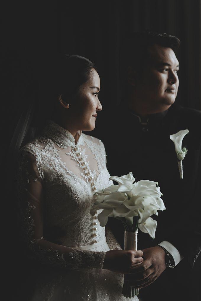 Bram & Tiany Wedding Day by One Heart Wedding - 046