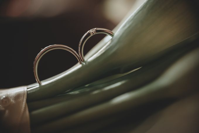 Bram & Tiany Wedding Day by One Heart Wedding - 013