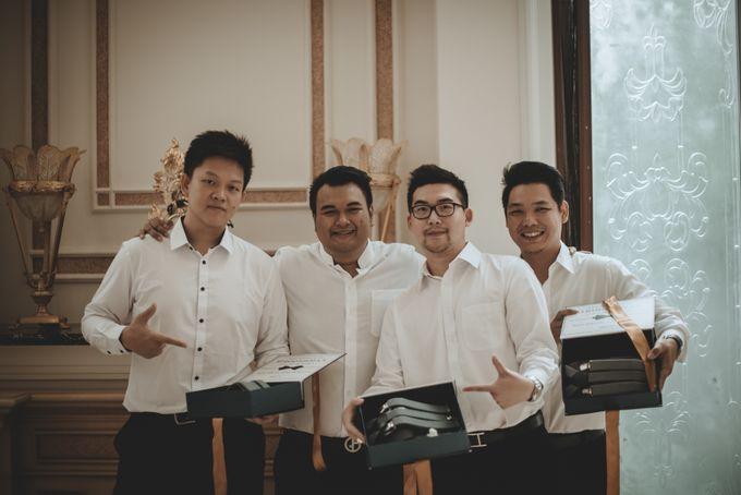 Bram & Tiany Wedding Day by One Heart Wedding - 020