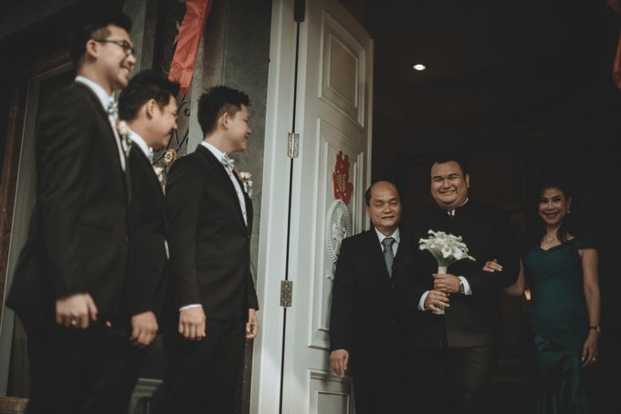 Bram & Tiany Wedding Day by Chroma Pictures - 024