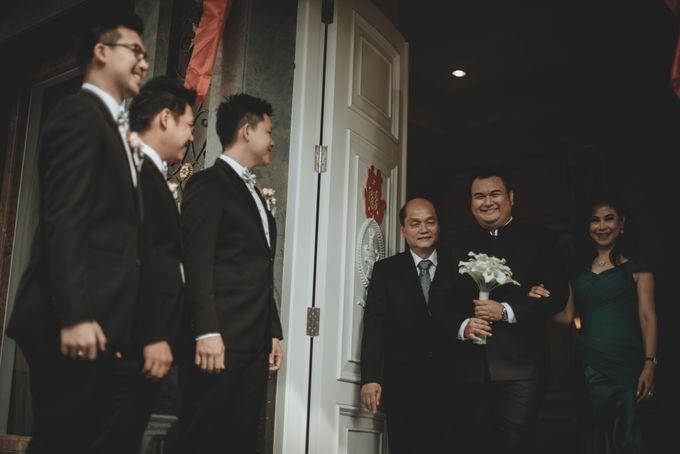 Bram & Tiany Wedding Day by One Heart Wedding - 024