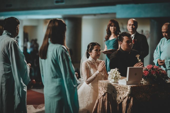 Bram & Tiany Wedding Day by Chroma Pictures - 050