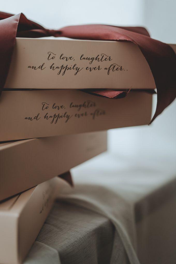 Bram & Tiany Wedding Day by One Heart Wedding - 007