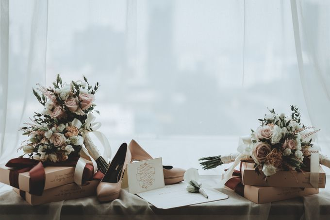 Bram & Tiany Wedding Day by Chroma Pictures - 009