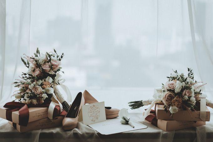 Bram & Tiany Wedding Day by One Heart Wedding - 009