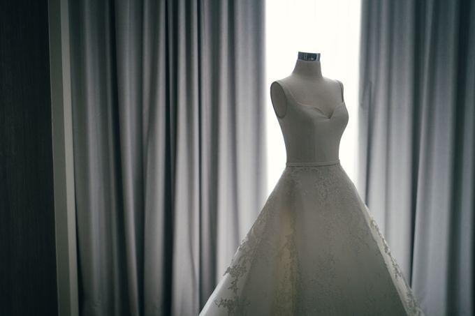 Bram & Tiany Wedding Day by One Heart Wedding - 021