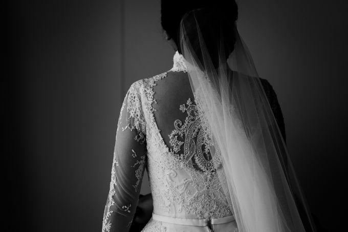 Bram & Tiany Wedding Day by One Heart Wedding - 025