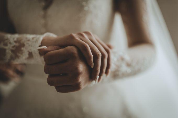 Bram & Tiany Wedding Day by One Heart Wedding - 026