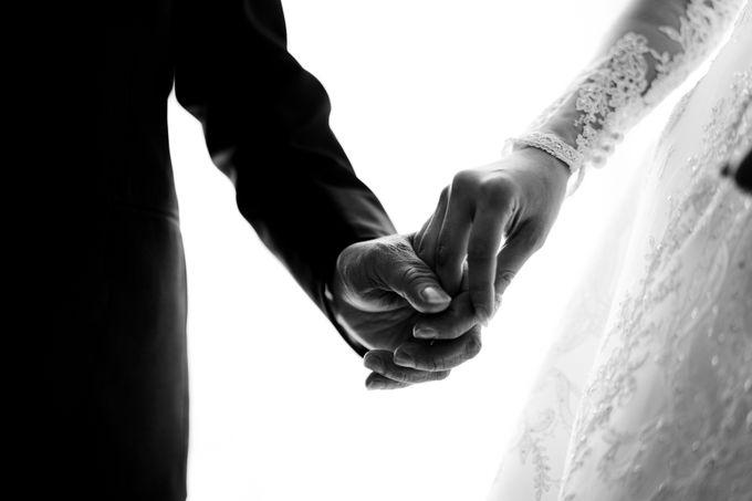 Bram & Tiany Wedding Day by One Heart Wedding - 028