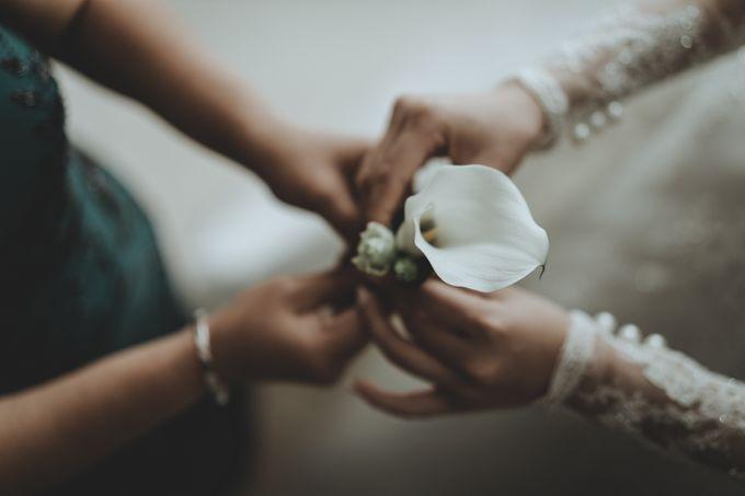 Bram & Tiany Wedding Day by One Heart Wedding - 031
