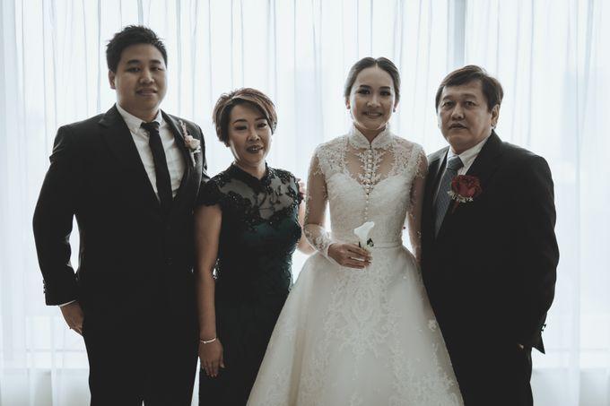 Bram & Tiany Wedding Day by One Heart Wedding - 032