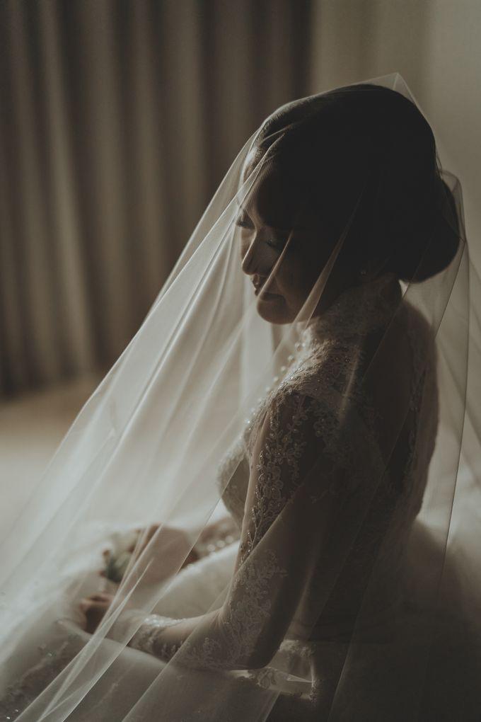 Bram & Tiany Wedding Day by One Heart Wedding - 036