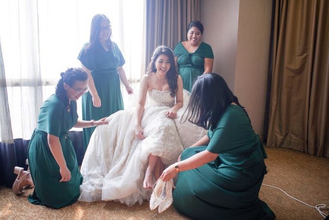 Wedding Of Brandon & Devlyn by Ohana Enterprise - 004