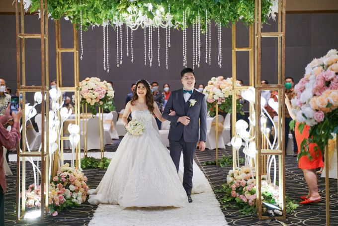 Wedding Of Brandon & Devlyn by Ohana Enterprise - 020