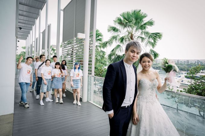 Brendan & Wenqian Wedding Day by Filia Pictures - 013
