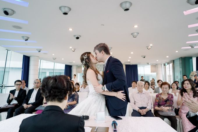 Brendan & Wenqian Wedding Day by Filia Pictures - 020