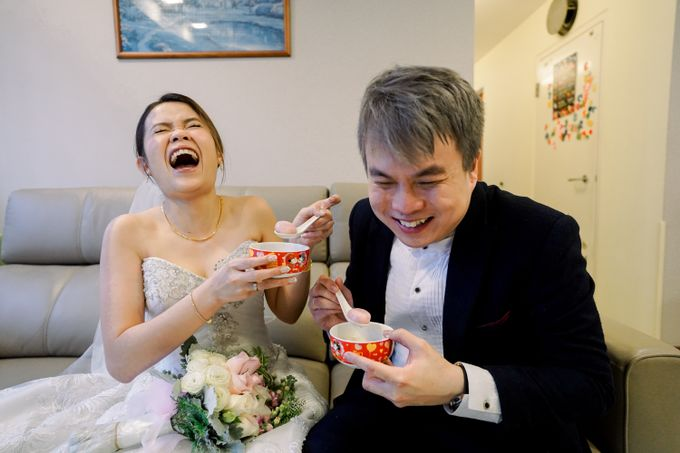 Brendan & Wenqian Wedding Day by Filia Pictures - 010