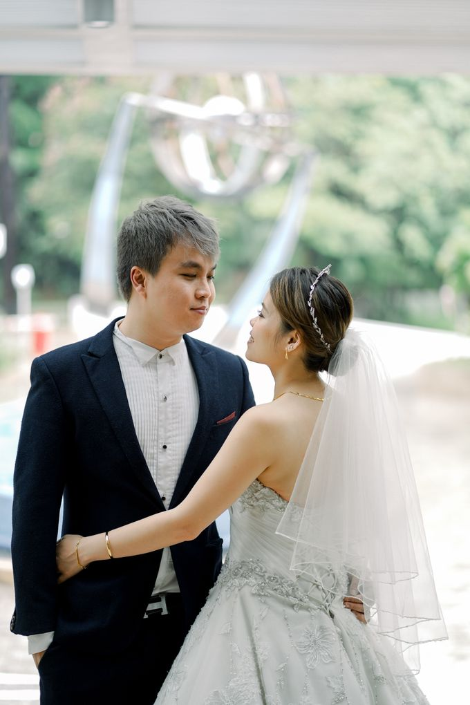 Brendan & Wenqian Wedding Day by Filia Pictures - 014