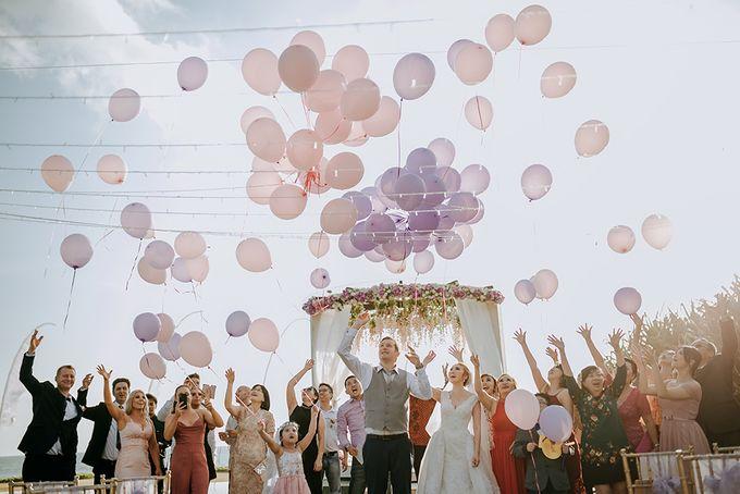 Wedding of Olivia & Brett by Nika di Bali - 012