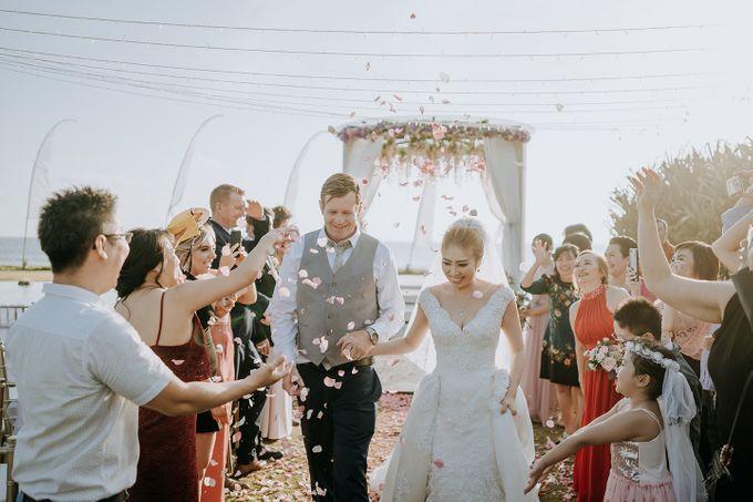 Wedding of Olivia & Brett by Nika di Bali - 013
