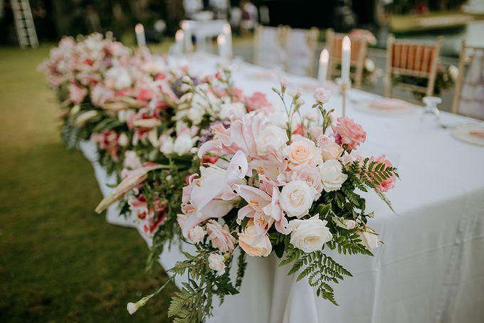 Wedding of Olivia & Brett by Nika di Bali - 014