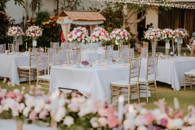 Wedding of Olivia & Brett by Nika di Bali - 015