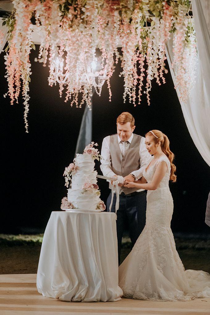 Wedding of Olivia & Brett by Nika di Bali - 018