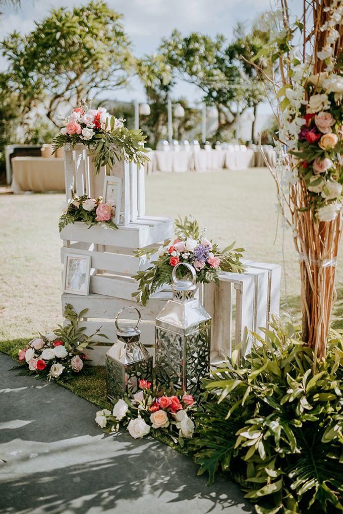 Wedding of Olivia & Brett by Nika di Bali - 008