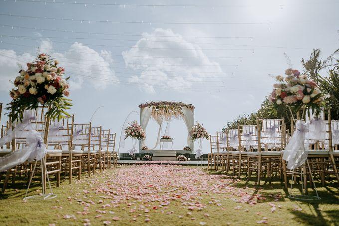 Wedding of Olivia & Brett by Nika di Bali - 009