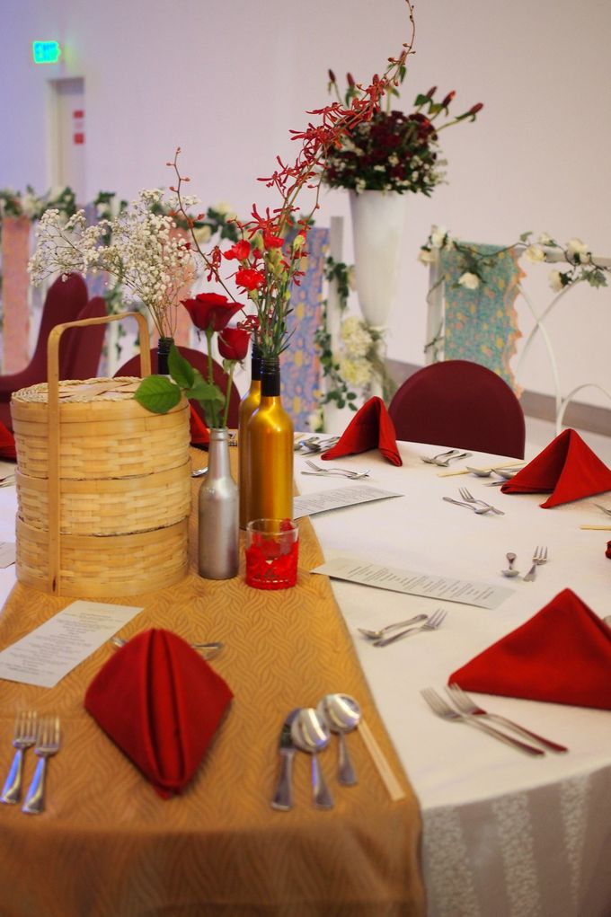 Wedding Reception by The NJONJA, Gourmet Catering - 012