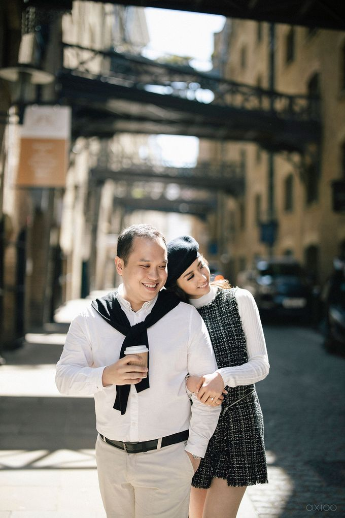 The Things That Keeps You Going - The Prewedding of Brian and Regina by Ivan by Axioo - 005