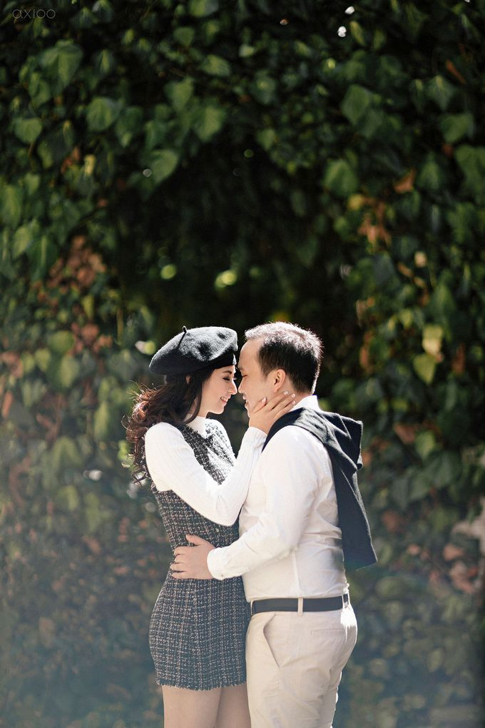 The Things That Keeps You Going - The Prewedding of Brian and Regina by Ivan by Axioo - 009