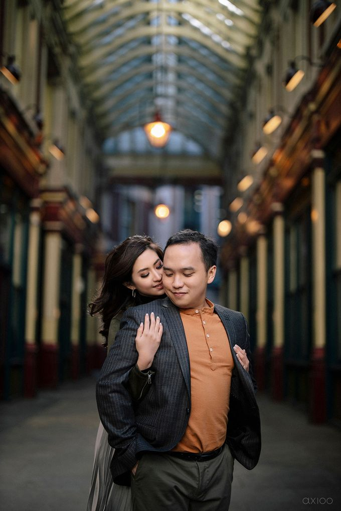 The Things That Keeps You Going - The Prewedding of Brian and Regina by Ivan by Axioo - 013