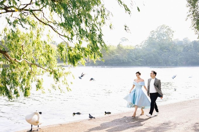 The Things That Keeps You Going - The Prewedding of Brian and Regina by Ivan by Axioo - 019