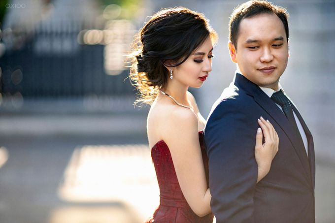 The Things That Keeps You Going - The Prewedding of Brian and Regina by Ivan by Axioo - 045