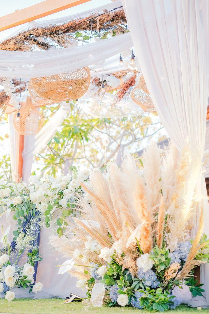 Putri and Yudhi Wedding by Bali Flower Decor - 008