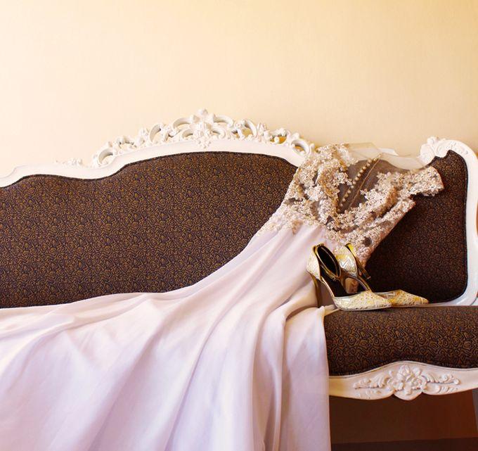 Bridal Lace Shoes by Risqué Designs - 002