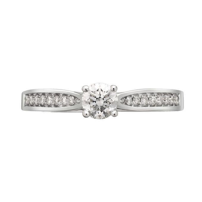 Engagement Ring by THE PALACE Jeweler - 002