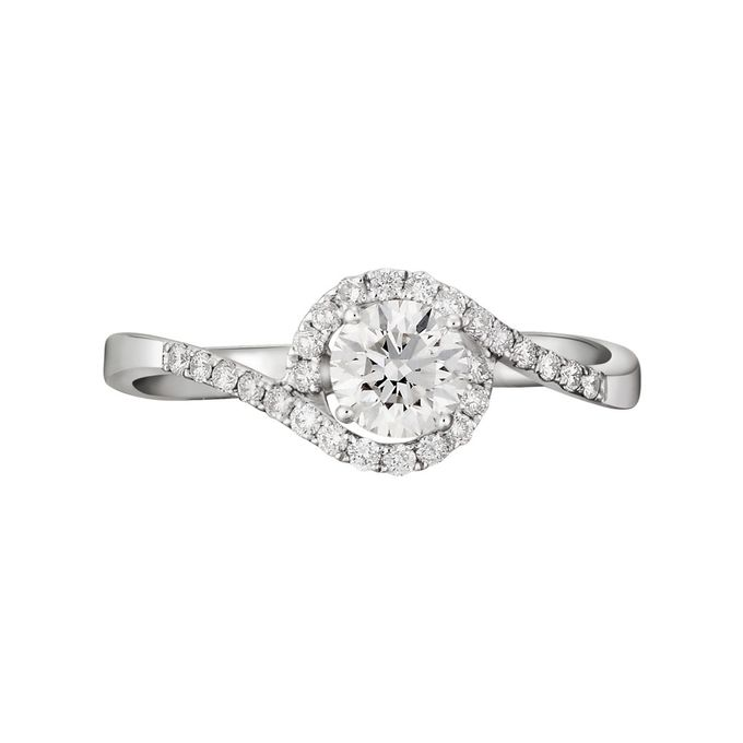 Engagement Ring by THE PALACE Jeweler - 001