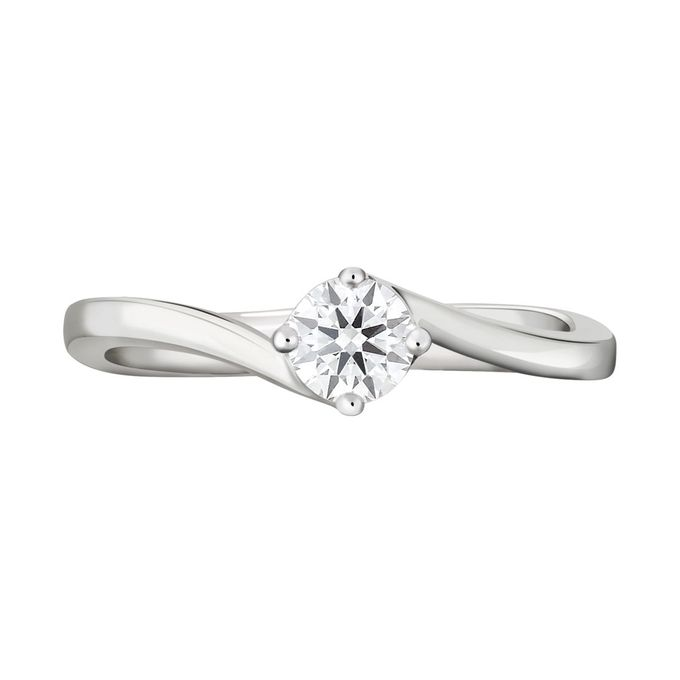 Engagement Ring by THE PALACE Jeweler - 006