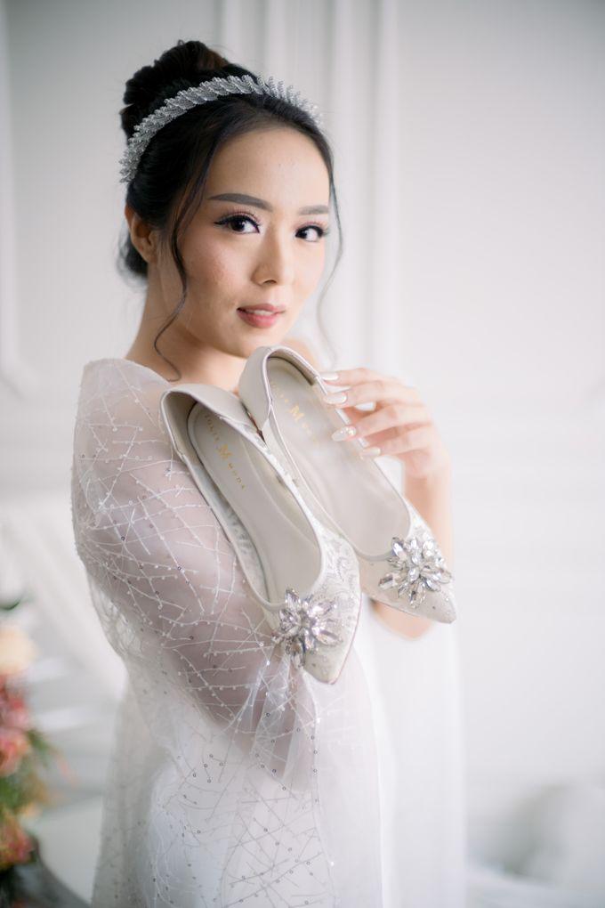 Starla Wedding Heels by Jolie Moda - 002