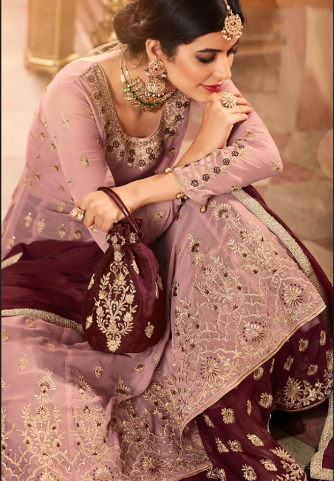 Indian Dresses by Indian Wedding Saree - 003