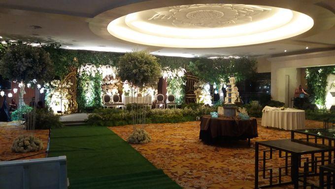 Singosari Room - Pool Side by Hotel Borobudur Jakarta - 026