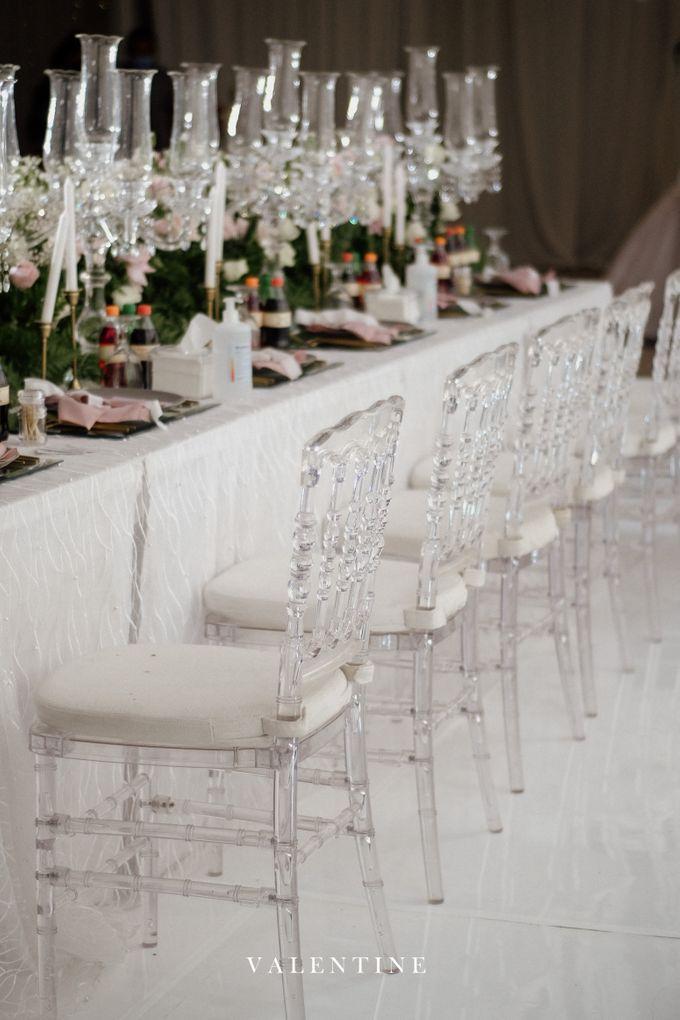 Edward & Ria Wedding Decoration by Valentine Wedding Decoration - 019