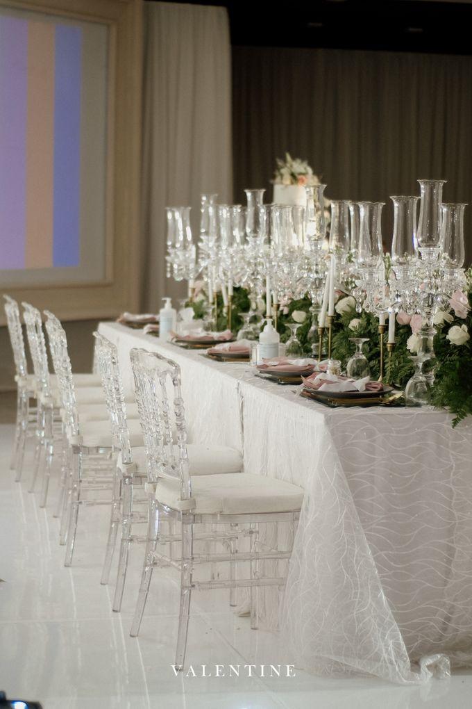 Edward & Ria Wedding Decoration by Valentine Wedding Decoration - 018