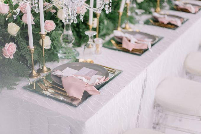 Edward & Ria Wedding Decoration by Valentine Wedding Decoration - 009